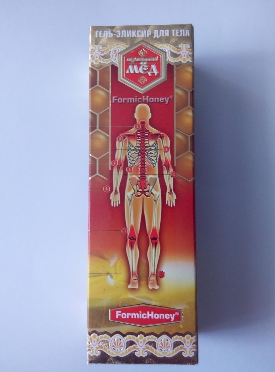 Муравьиный Мед Гель-бальзам для тела суставы и позвоночник