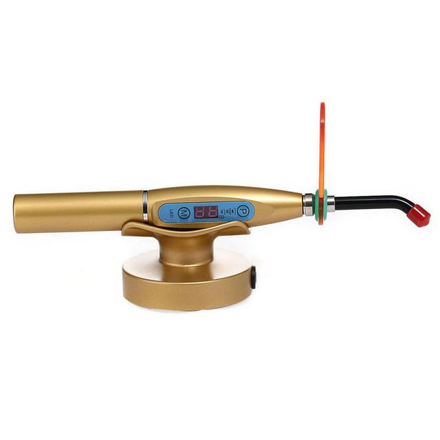 SDent SL-100 Gold лампа беспроводная фотополимерная