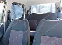 Чехлы на сиденья Дэу Матиз (чехлы из экокожи Daewoo Matiz стиль Premium)