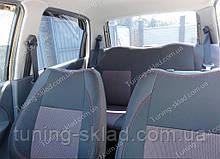 Чохли на сидіння Деу Матіз (чохли з екошкіри Daewoo Matiz стиль Premium)