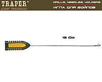 Игла для бойлов TRAPER Expert boilie needle 13 см