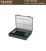 Набор карповых коробок TRAPER Carp boxes - set