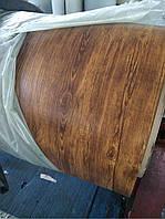 Металлопрофиль под ДЕРЕВО для забор, металлопрофиль под ДЕРЕВО купить киев  (светлое, темное дерево)