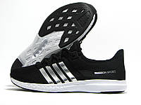 Кроссовки мужские Fashion Sport черные
