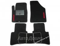 Текстильные коврики для Jeep Limited с 2007-