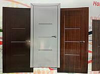 Дверь межкомнатная Верона, венге