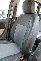 Чехлы на сиденья Фиат Линеа 2 (чехлы из экокожи Fiat Linea 2 стиль Premium)