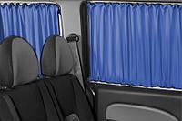 Автошторы Renault Trafic (Рено Трафик) синие