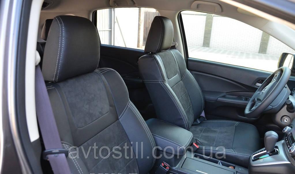 Чохли в салон Honda CR-V (2012-2017)