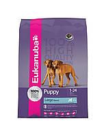EUKANUBA Puppy & junior large 3 kg