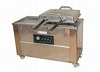 Вакуумная машина DZQ-500-2SBH (двухкамерная, передвижная)
