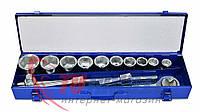 Набор головок Technics 52-110 (22-50 мм)