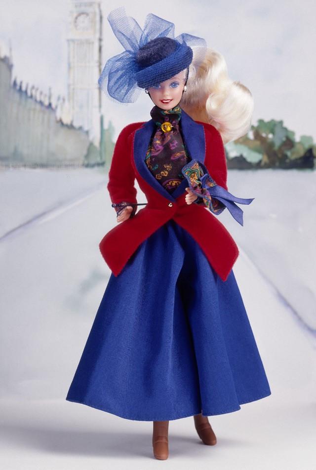 Коллекционная кукла Барби English Barbie Collector Edition 1992