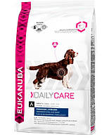EUKANUBA Daily care overweight. sterilized 12.5 kg