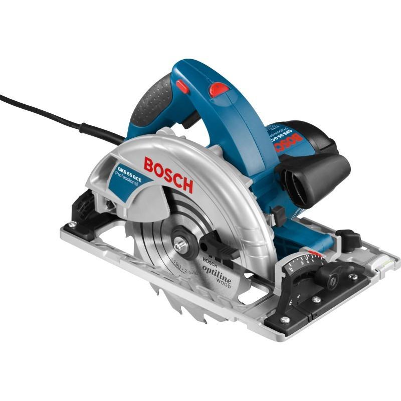 Пила дисковая Bosch GKS 65 GCE, 0601668901