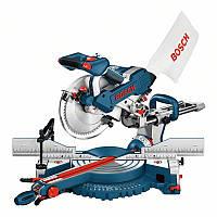 Торцовочная пила Bosch GCM 10 SD, 0601B22508