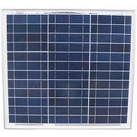Солнечная панель 12V-30W, Солнечная батарея, банк энергии, мини электростанция
