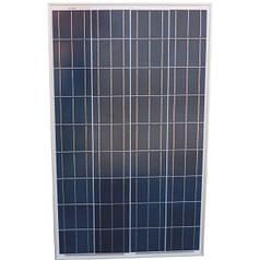 Солнечная панель 12V-100W, Солнечная батарея, банк энергии, мини электростанция