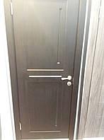 Дверь межкомнатная Мальта (венге), фото 1