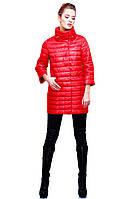 Женская весенняя куртка рукава 3/4 Анаит   Nui Very (Нью вери) по низким ценам