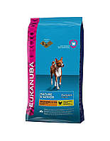 EUKANUBA Mature & senior medium 15 kg
