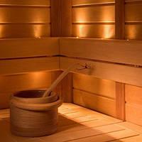 Набор освещ. VPL10L - E161 (Cariitti) для бани и сауны