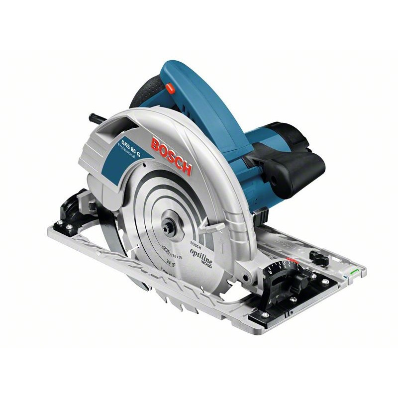 Пила дисковая Bosch GKS 85 G, 060157A901