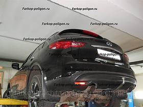 Фаркоп Infiniti FX30, FX35, FX37, FX50 с 2008-2012 г.