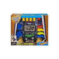 Игровой набор Hot Wheels Арена для трюков Monster Jam DJK61