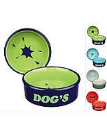 TRIXIE миска керамическая для собак 0.5л