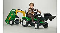 Трактор педальный Falk 2082Z