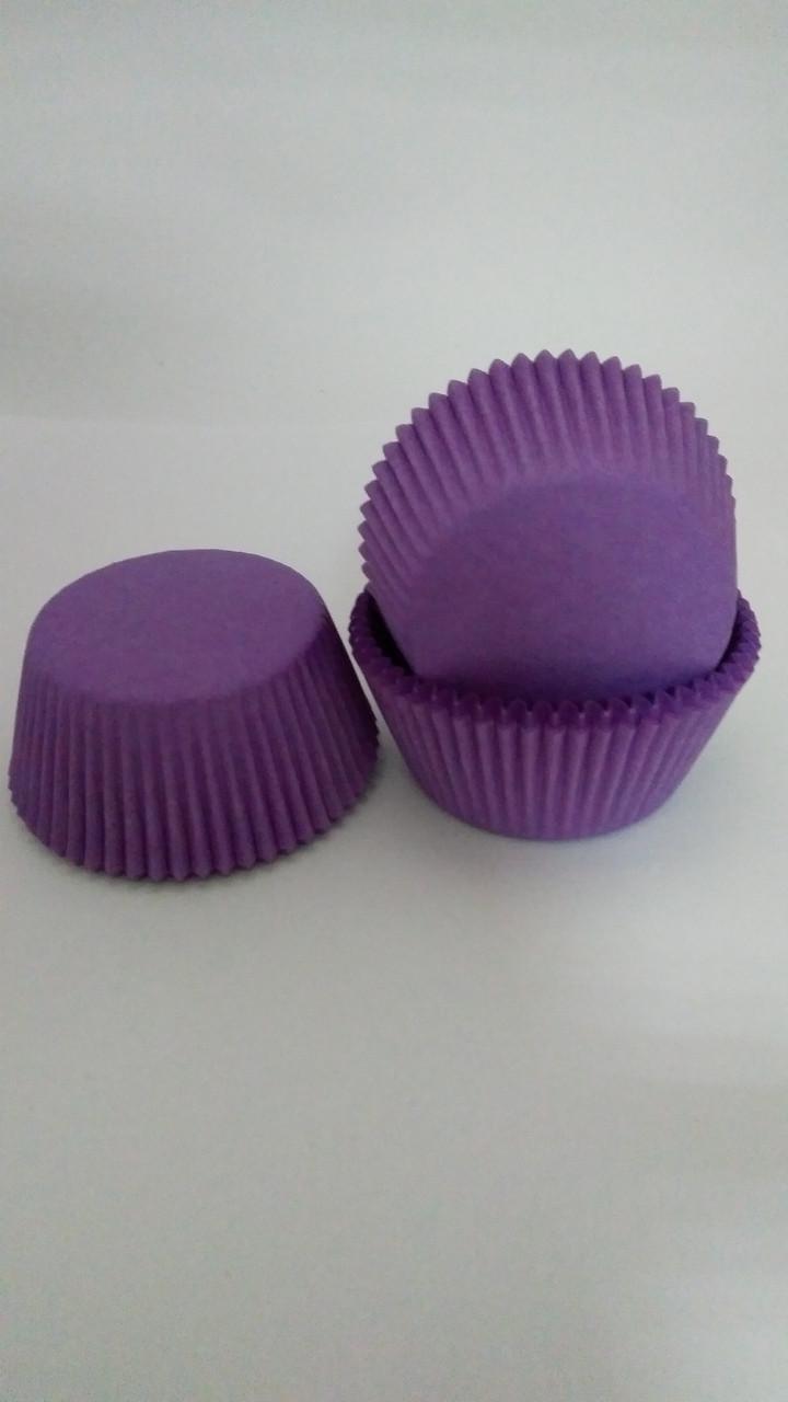 Форма для маффинов пурпурный 50/30 мм Украина - 04803