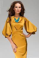 Платье Комплимент из ткани атлас коттон