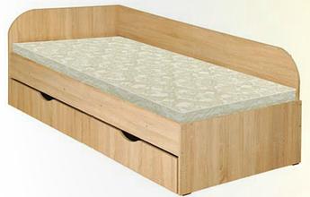 Кровать детская Соня-2  с ящиками Пехотин