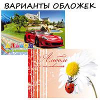 Альбом для рисования     40л. обложкацвет,мелованный   картон, блок офсет импортный 110г/м2