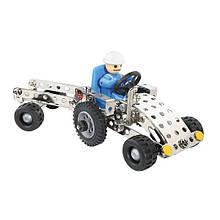 Конструктор Eitech Трактор с прицепом