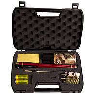 Набор для чистки оружия в пластиковом кейсе Stil Crin 130B калибр 12