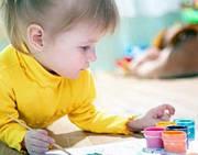 Маленькие художники предпочитают рисование по номерам