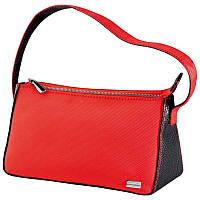 Маленькая, дамская сумочка (красная, черная, оранжевая)