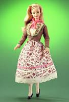 Коллекционная кукла Барби Austrian Barbie Collector Edition 1998, фото 2