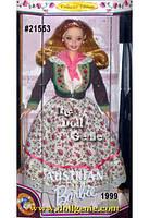 Коллекционная кукла Барби Austrian Barbie Collector Edition 1998, фото 3