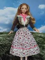 Коллекционная кукла Барби Austrian Barbie Collector Edition 1998, фото 5