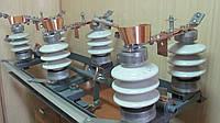 Разъединитель двухполюсный РЛНД-10/400-У1 без заземления (с приводом ПР-1)