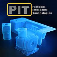 SLA 3D печать — пластиковые детали, автозапчасти, макеты, модели