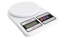 Весы кухонные электронные Electronic Kitchen Scale SF-400 (до 7 кг), фото 1