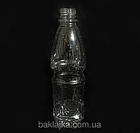 ПЭТ бутылка  0,5 литра