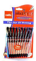 "Ручка шариковая Cello ""Maxriter"" синяя"