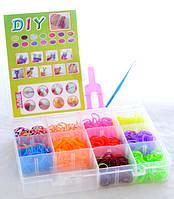Набор резинок для плетения Diy bracelet 1500