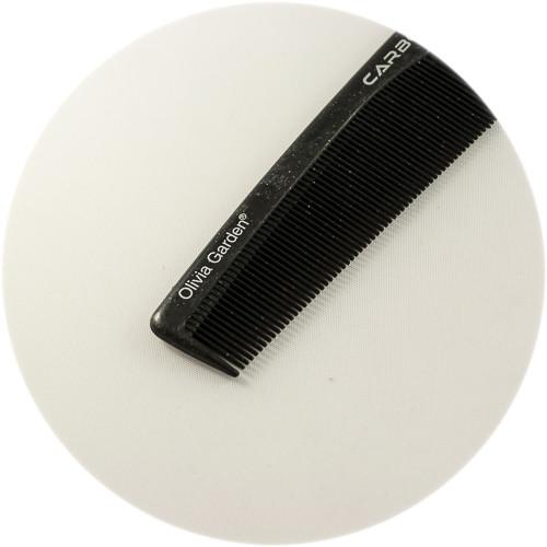 расческа планка Olivia Garden черная от магазина FreD-ShoP