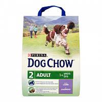Dog Chow (Дог Чау) Adult Для взрослых собак с ягненком 14 кг